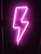 Piorun Bolt Neon Purple