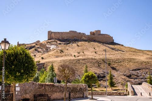 Fotomural Burgo de Osma, Soria, Castilla y León, España