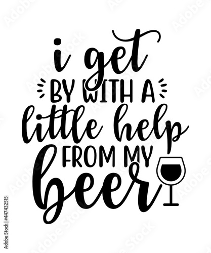 Billede på lærred Beer SVG Bundle, Alcohol Svg, Beer Signs, Drinking, Beer SVG Bundle, Beer Quotes