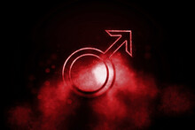 Symbol Of Mars, Mars Sign, Astrology Mars Planet