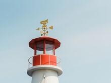 Tiny Lighthouse, In Coney Island, Brooklyn, New York City