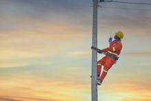 Installation Of Switching And Connecting Overhead Electrical Lines