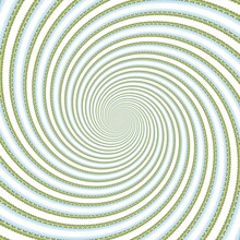 Green Blue Spiral Background For Wallpapers
