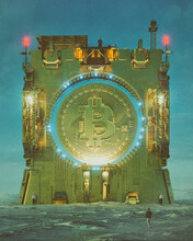 Bitcoin Expedition With Decentralized Crypto Currency Vault