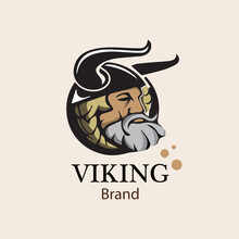 Vikings Logo. Pirate. Exclusive And Premium Logos For Brands And Products