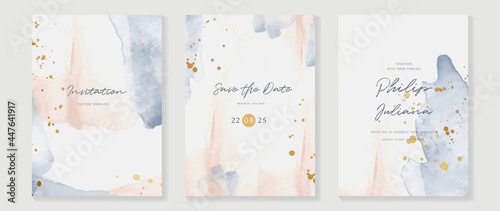 Tablou Canvas Abstract art background vector