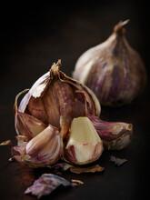 A Garlic Bulb