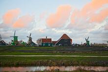 The Idyllic Dutch Village Zaanse Schans