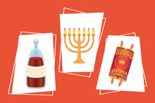 Three Rosh Hashanah Icons