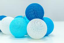 Cotton Balls Led Decoration Lighting
