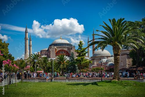 Foto Estambul ciudad histórica y monumental entre la vieja Europa y Asia
