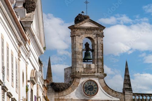 Fotografering main arch entrance church detail
