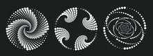 Icon Water Dots Deautiful Design Vector Illustration.