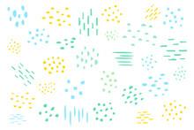 イラスト 装飾 模様 柄 背景  北欧 ベクター AI JPEG 画像 素材