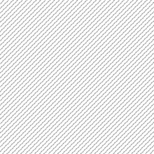 Vector Line Pattern With Diagonal Stripes