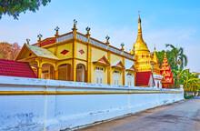 Wat Tha Ma-O Temple, Lampang, Thailand