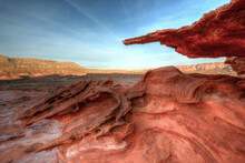 Nevada Desert Rock Sculpture