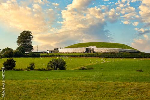 Fotografie, Tablou Newgrange