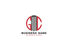 Creative GMC Logo Letter Vector Image Design For Your Business