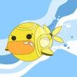 Cyber duck submarine