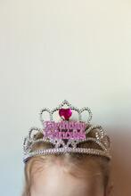 Tiara For Birthday Princess