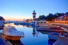 Hilton Head Island, South Carolina, USA, Harbor Town