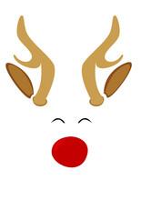 Rentier Weihnachten Rudolph