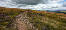 A Walk On Ilkley Moor West Yorkshire