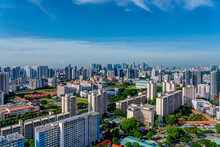 Singapore Cityscapes At Daytime