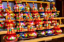 Matryoshka.doll, Folk Toy, Handmade,