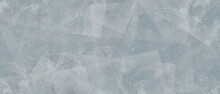 Abstract Of Grained And Splashed Stucco Textured Design, Cement Blue Grey Colors Background, Noise Banner Paper With Granules And Chalk Marble Texture