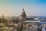 Fototapeta Fototapety Paryż - Panorama Paryża.