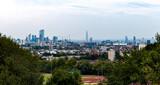 Fototapeta Fototapeta Londyn - Panoramic view of London