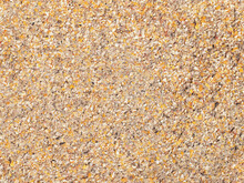 Poultry Food Made From A Mixture Of Cereals