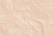 A Landscape Shot Of A Pink Beige Textured Background