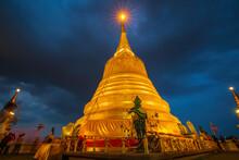 Golden Mountain Temple Bangkok