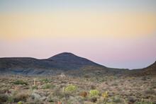 Sunrise In The Hantam Karoo