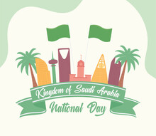 Saudi Arabia National Day
