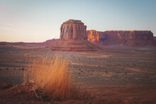 Beautiful View Of The Monument Valley, Arizona, USA