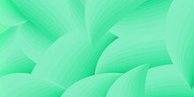 Abstract Background Green Flowers Leaf Natural Plant Blossom Ornament Texture Wallpaper Backdrop Pattern Concept Vector Illustration