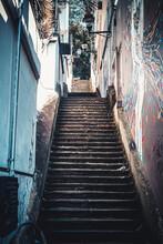 Escaleras Urbanas En Xalapa, Veracruz