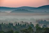 Fototapeta Na sufit - Poranne mgły