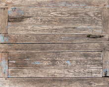 Natural Wood Slats Wall Or Lath Line Arrange. Flooring Pattern Surface Texture. Close-up Of Interior Architecture Material For Design Decoration Background.