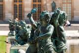 Fototapeta Fototapety Paryż - Ogrody pałacu Wersalskiego - Paryż, Francja