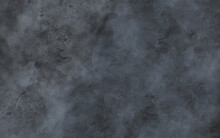 Abstract Seamless Vector Black Concrete Texture. Stone Wall Grungy Texture Background.