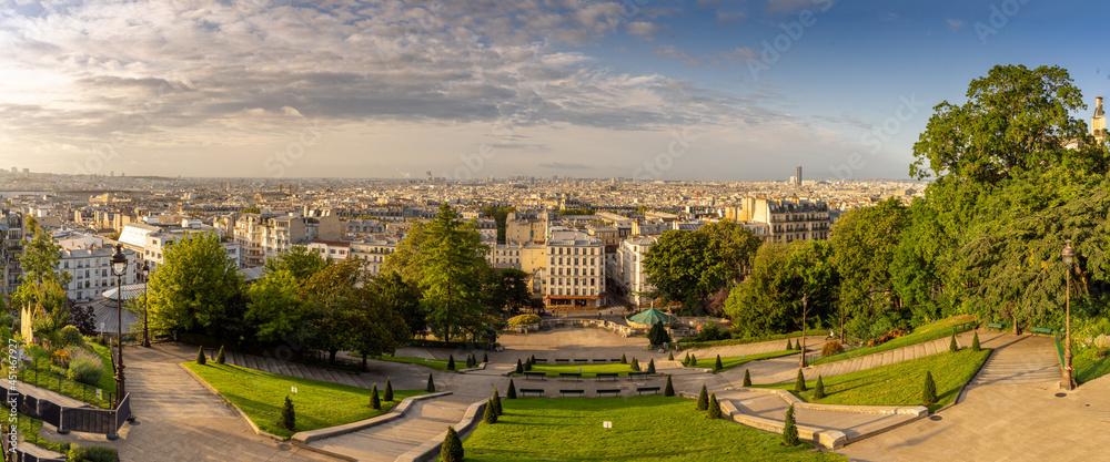 Paris Monument 1265