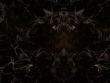 Imaginatory Fractal Background Generated Image