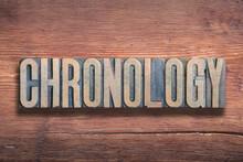 Chronology Word Wood