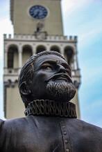 Bust Of Kepler - Żagań