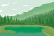 Tło - Ilustracja Wysokie Taury